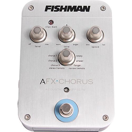 Fishman AFX Chorus Guitar Effects Pedal-thumbnail