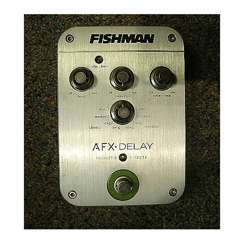 Fishman AFX DELAY Effect Pedal