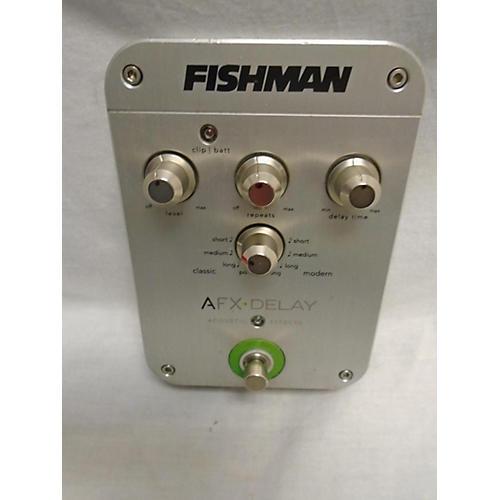 Fishman AFX DELAY Effect Pedal