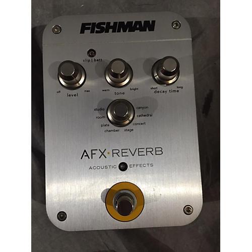 Fishman AFX REVERB Effect Pedal-thumbnail