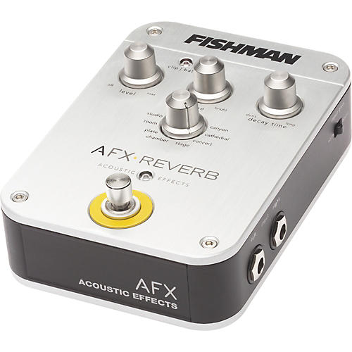 Fishman AFX Reverb Guitar Effects Pedal-thumbnail
