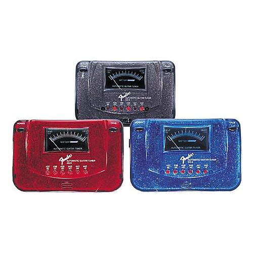 Fender AG-6 Sparkle Tone Tuner Blue