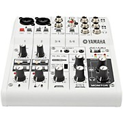 AG06 6-Channel Mixer/USB Interface For IOS/MAC/PC