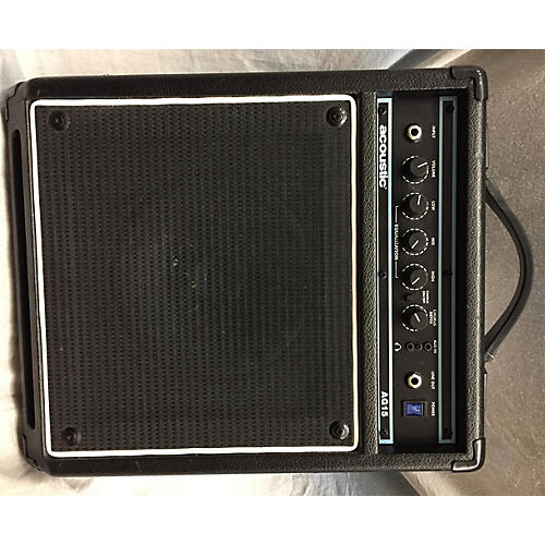 Acoustic AG15 Guitar Combo Amp
