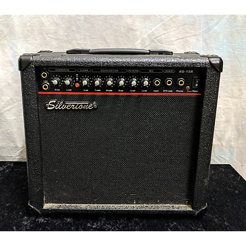 Silvertone AG15R Guitar Combo Amp