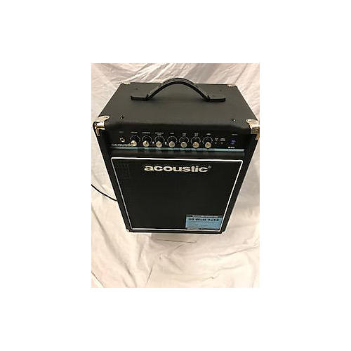 Acoustic AG30 30W 1X8 Acoustic Guitar Combo Amp