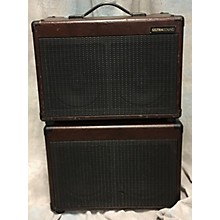 Ultrasound AG50D W/ Extention Cab Acoustic Guitar Combo Amp