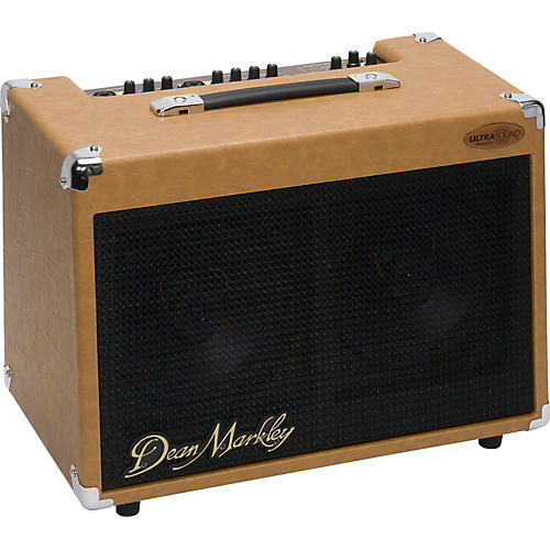 Ultrasound AG50DS4 50W 2x8 Acoustic Combo Amp-thumbnail
