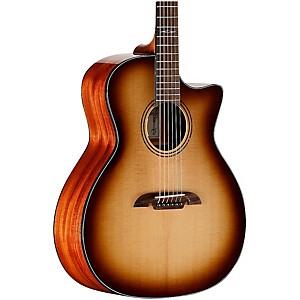 Alvarez AG610CESHB Grand Auditorium Acoustic-Electric Guitar by Alvarez