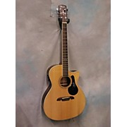 Alvarez AG710CE Grand Auditorium Acoustic Electric Guitar