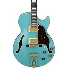 Ibanez AG75G Artcore Hollow Body Electric Guitar Level 1 Mint Blue