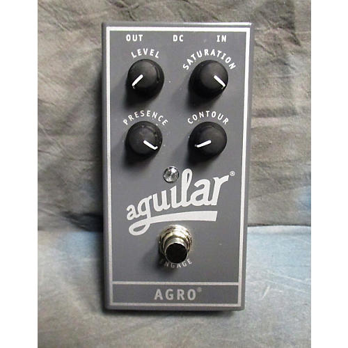 Aguilar AGRO Overdrive Bass Effect Pedal-thumbnail