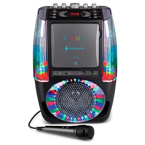 The Singing Machine AGUA Karaoke System