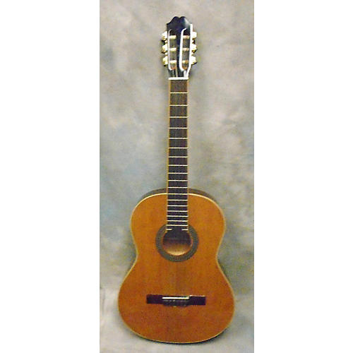 Antonio Hermosa AH-10L Nylon String Acoustic Guitar Natural