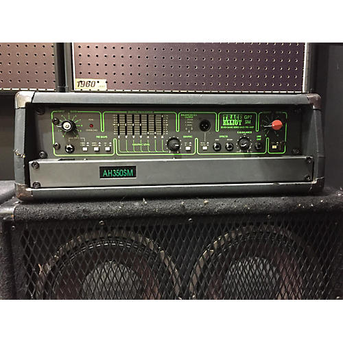 Trace Elliot AH350 SM Bass Preamp