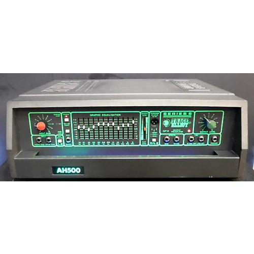 Trace Elliot AH500-7 500W Bass Amp Head