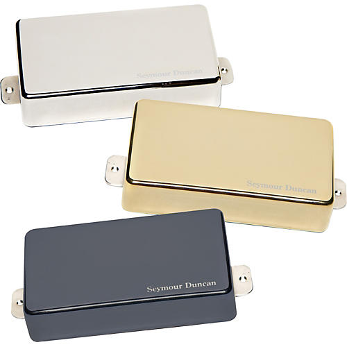 Seymour Duncan AHB-1 Blackouts Humbucker Set with Metal Covers