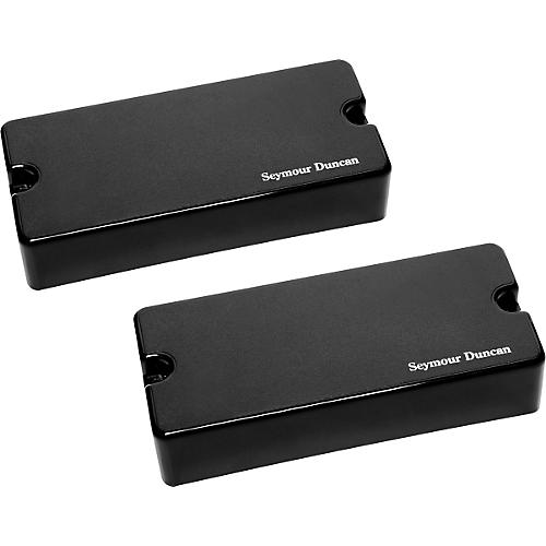 Seymour Duncan AHB-1s 8-String Blackouts Neck and Bridge Set-thumbnail