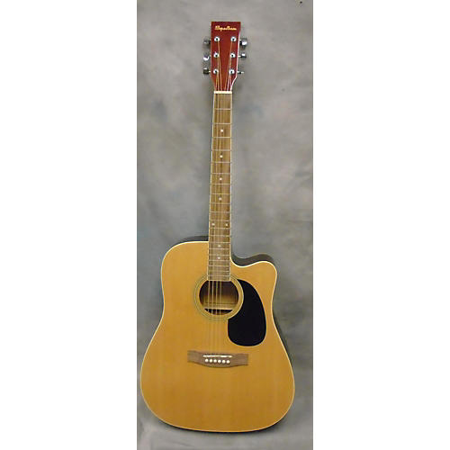 Spectrum AIL123 Acoustic Guitar Natural