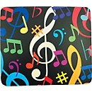AIM Multi-Color Music Notes Mousepad (40015)