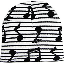 AIM Music Notes Beanie (71853)