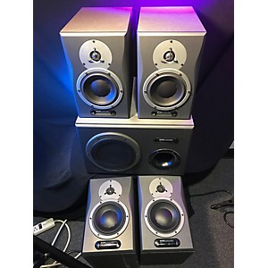 Pre-owned Dynaudio Acoustics AIR6 4.1 MONITOR SYSTEM Powered Monitor by Dynaudio Acoustics