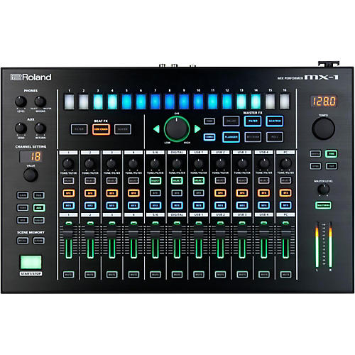 Roland AIRA MX1 Mix Performer Control Surface-thumbnail