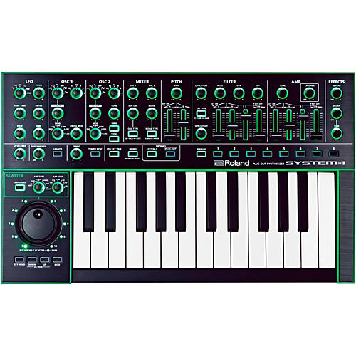 Roland AIRA SYSTEM-1 PLUG-OUT Synthesizer-thumbnail