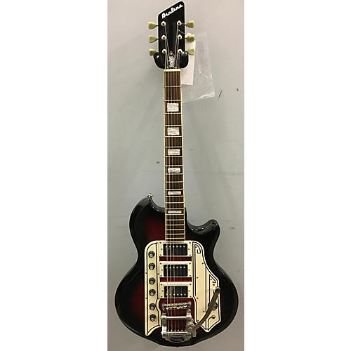 Eastwood AIRLINE TOWN AND COUNTRY Solid Body Electric Guitar-thumbnail