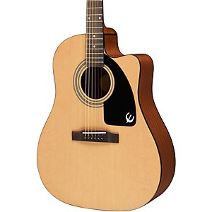 Epiphone AJ-100CE Acoustic-Electric Guitar by Epiphone