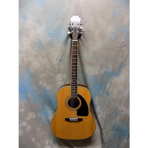 Epiphone AJ 200 Acoustic Guitar