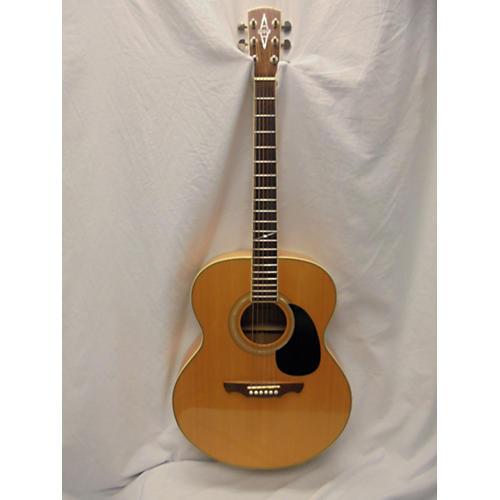 Alvarez AJ-60S Acoustic Guitar-thumbnail
