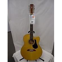 Alvarez AJ-60SC/12 12 String Acoustic Electric Guitar