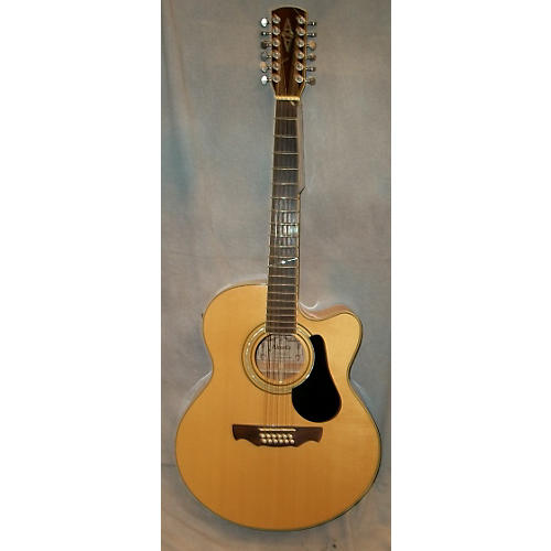 Alvarez AJ-60SC 12 String Acoustic Electric Guitar