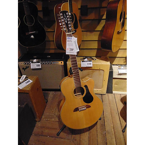 Alvarez AJ-60SC\12 12 String Acoustic Electric Guitar-thumbnail