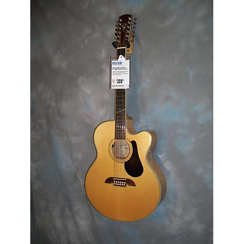 Alvarez AJ-60SC12 12 String Acoustic Guitar