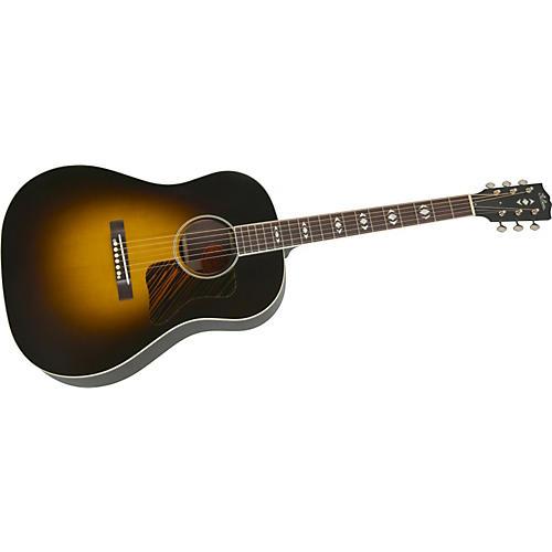 Gibson AJ Advanced Jumbo Guitar Vintage Sunburst