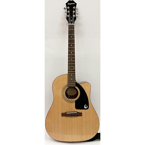 Epiphone AJ100CE Acoustic Electric Guitar-thumbnail