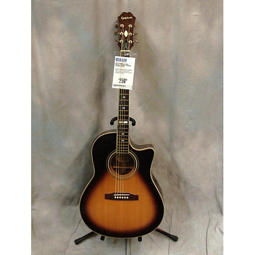 Epiphone AJ18SCE Acoustic Electric Guitar-thumbnail