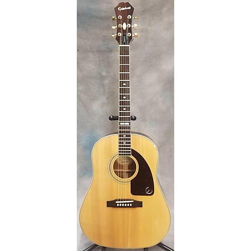 Epiphone AJ18SNA Acoustic Guitar Natural