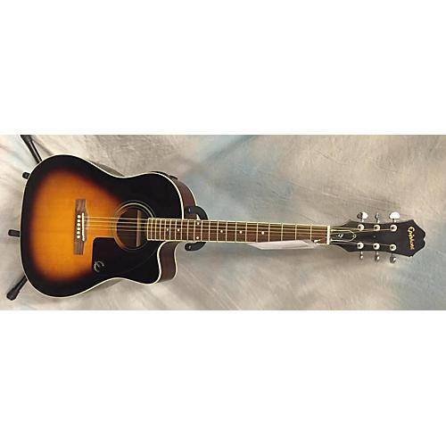 Epiphone AJ200SCE Acoustic Electric Guitar-thumbnail