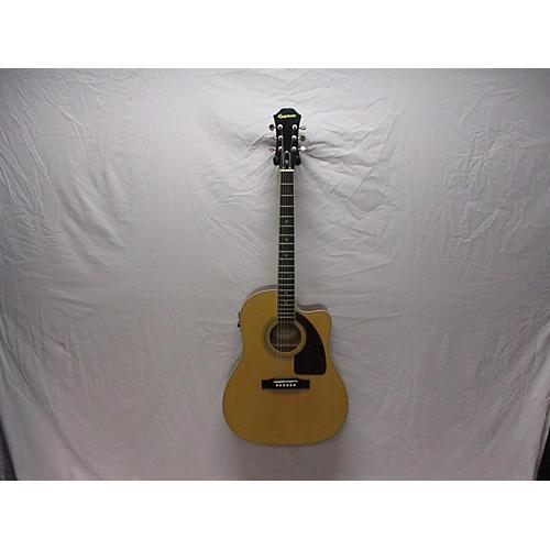 Epiphone AJ200SCE Acoustic Electric Guitar