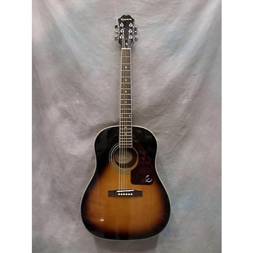 Epiphone AJ220S Vintage Sunburst Acoustic Guitar
