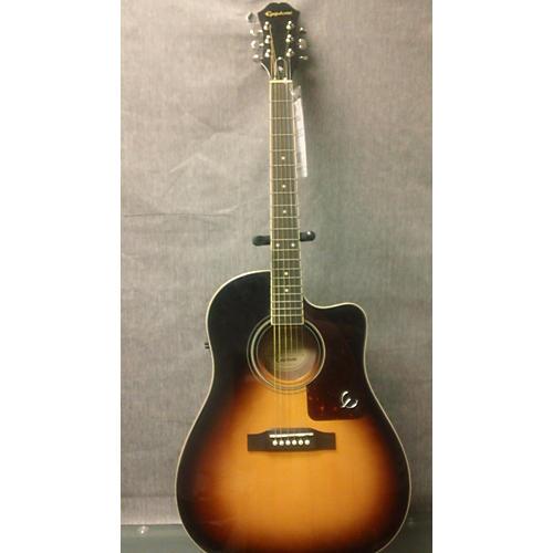 Epiphone AJ220SCE Acoustic Electric Guitar-thumbnail