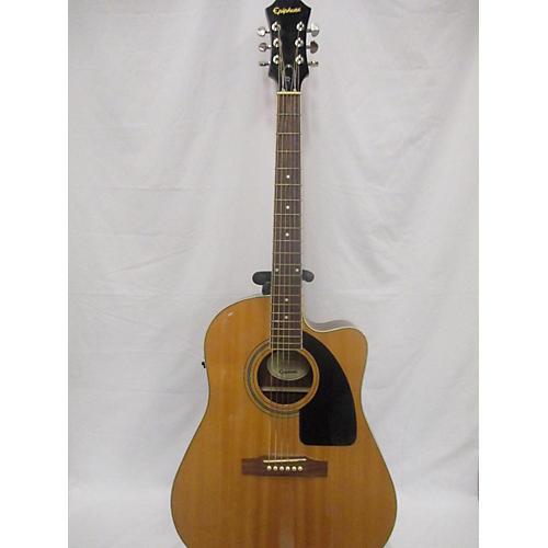 Epiphone AJ220SCE Acoustic Electric Guitar