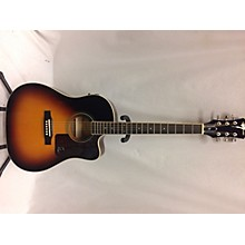Epiphone AJ220SCE Acoustic Electric Guitar