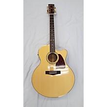 Ibanez AJ307CE-NT-OP-01 Acoustic Electric Guitar