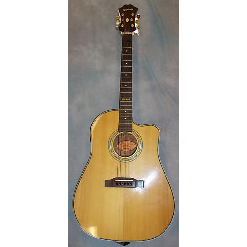 Epiphone AJ40TLC-NA Acoustic Electric Guitar