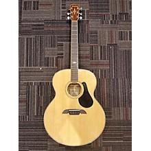 Alvarez AJ417 Jumbo Acoustic Guitar