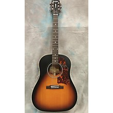 Epiphone AJ45ME Acoustic Electric Guitar
